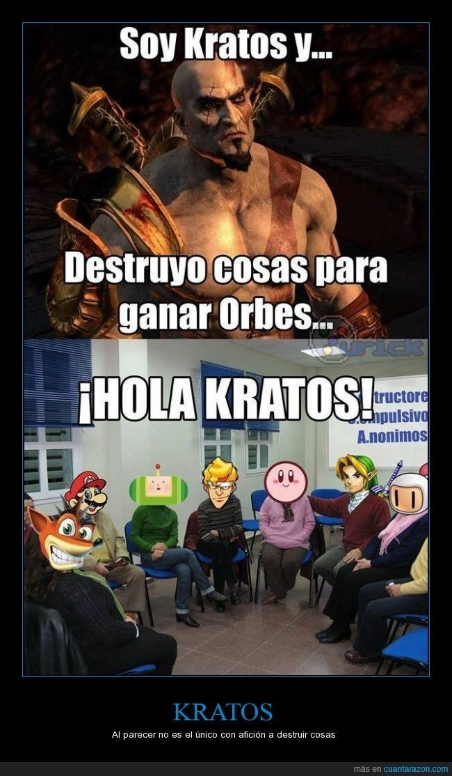soy kratos