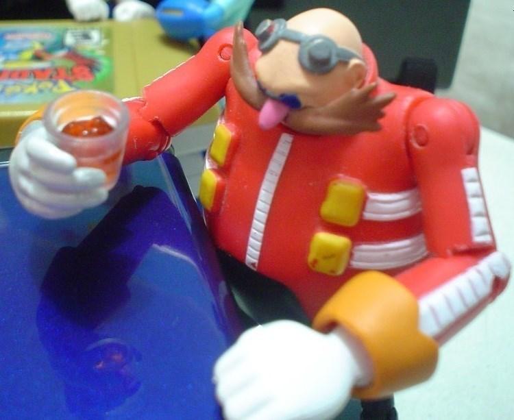 robotnik eggman sonic - 8590612736
