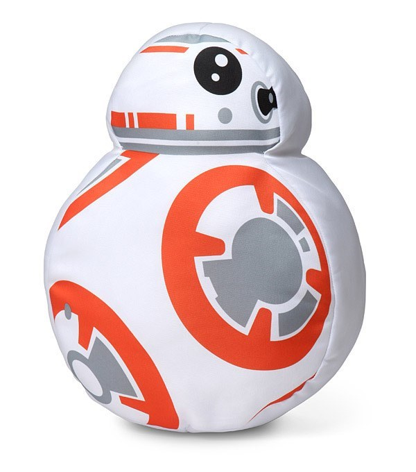 star wars A BB-8 Pillow for Someone Who Needs a Hug