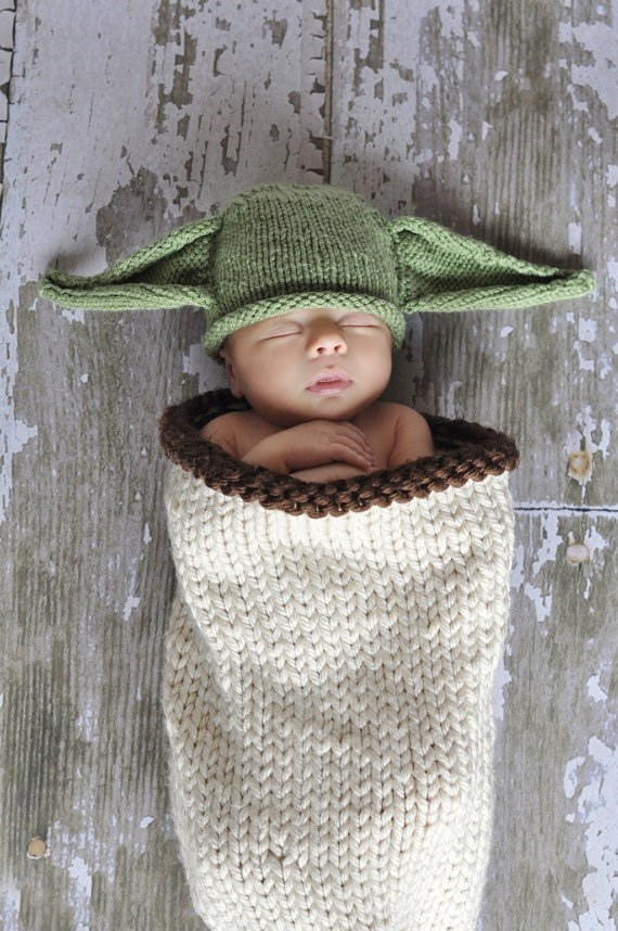 star wars yoda And a Matching Hat