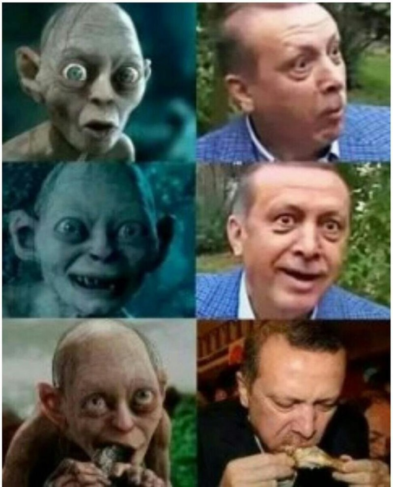 lord of the rings meme may send turkish man to jail
