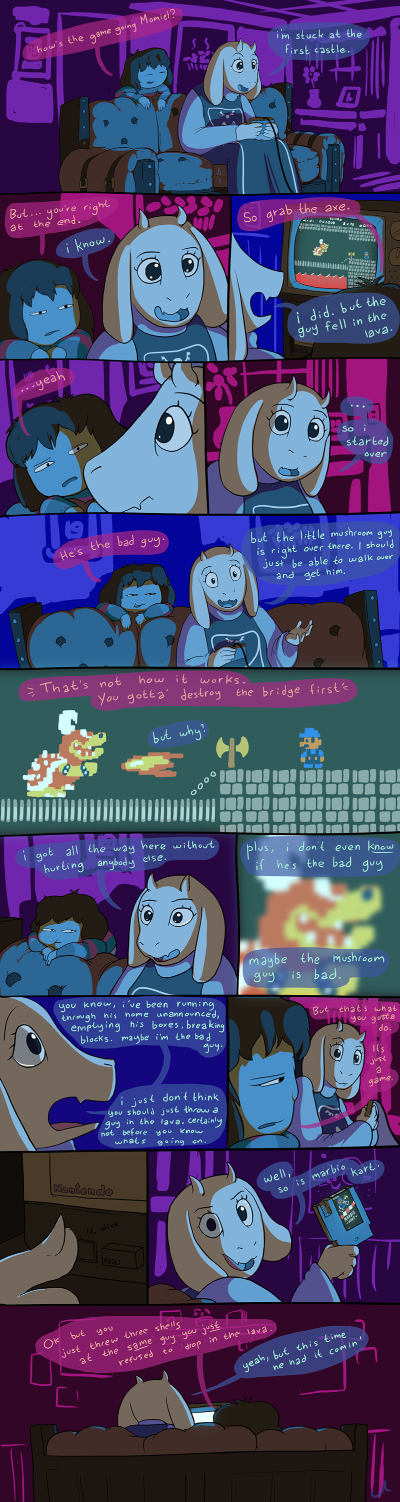 Fan Art undertale - 8591066368