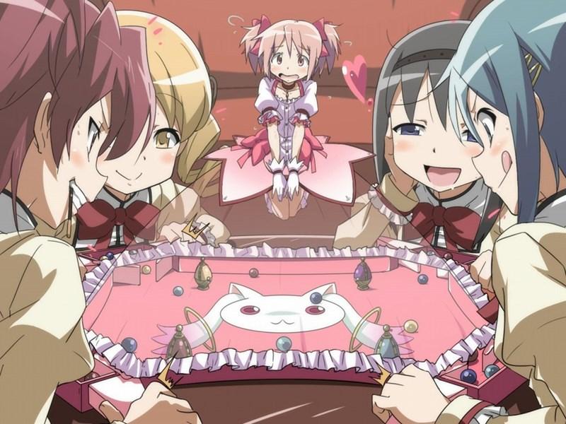 Puella Magi Madoka Magica anime - 8591201792