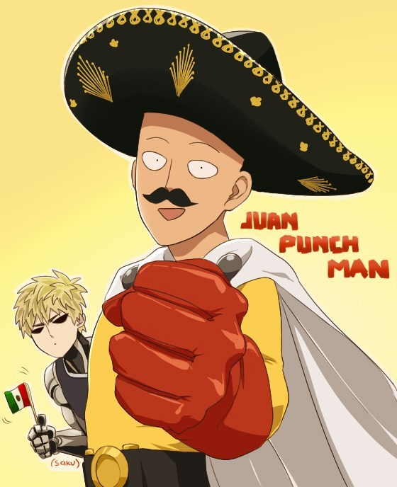 anime one punch man - 8591778816