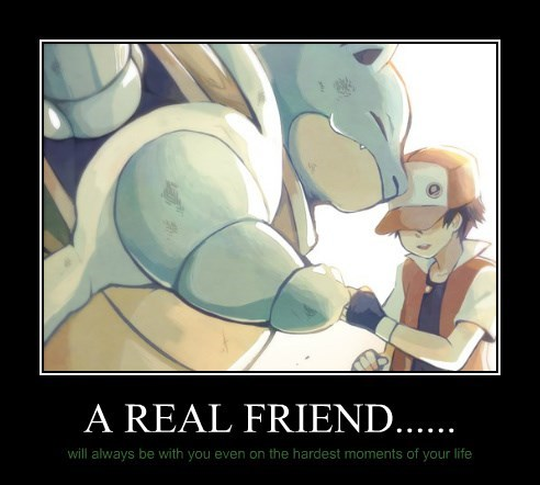 friendship motivational poster - 8591800064