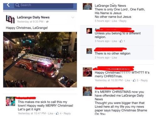 funny facebook fail happy christmas lagrange