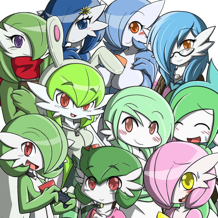 Fan Art gardevoir - 8592175360