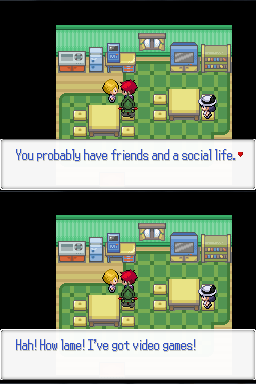 video games,social life