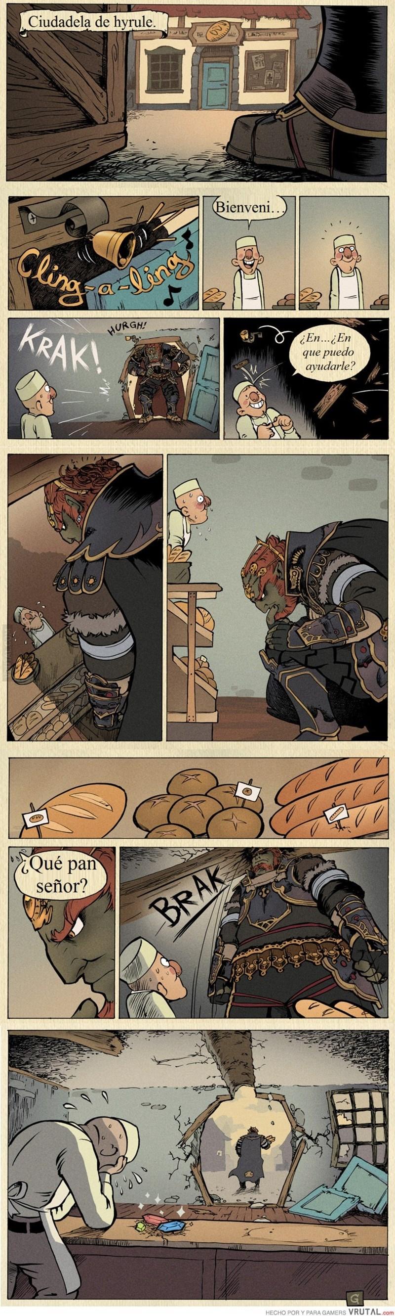 quiere pan