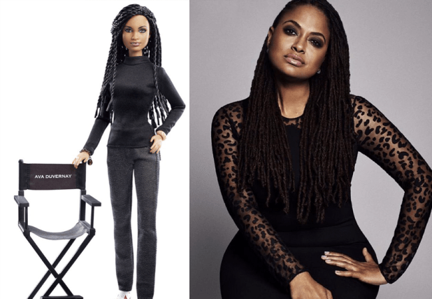 barbie ava duvernay Filmmaker Ava DuVernay Has a Barbie Doll That Looks Exactly Like Her