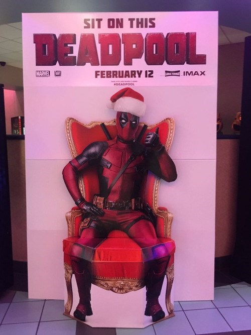 deadpool image And What do You Want Little Boy or Girl?