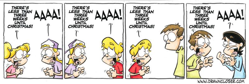 web comics shopping christmas Hope You Did Your Christmas Shopping!