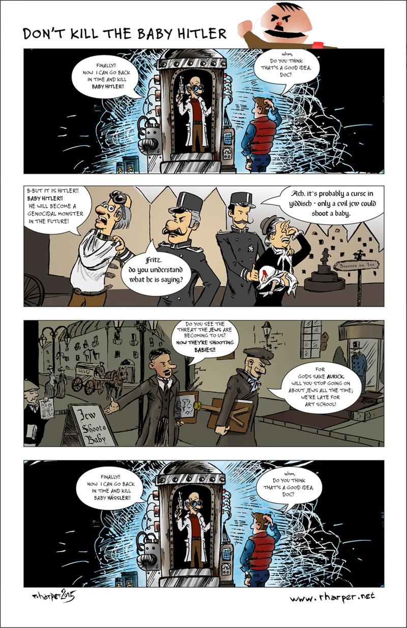 web comics hitler - 8592629504