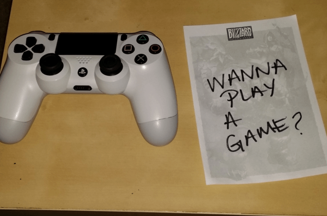 wife hides copy of fallout 4