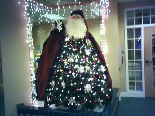 Psst. Hey, Kid, You Wanna Buy a Christmas Tree?
