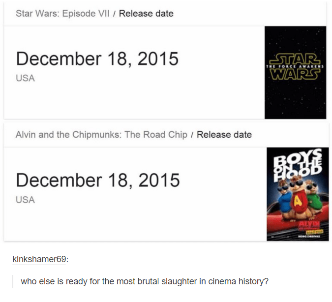alvin and the chipmunks star wars vii - 8592819456