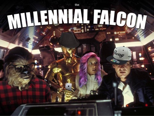 funny memes millennial falcon