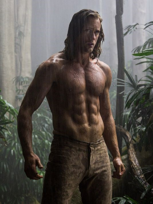 First Image From a New Tarzan Movie Reveal That He Gets to Wear Pants This Time