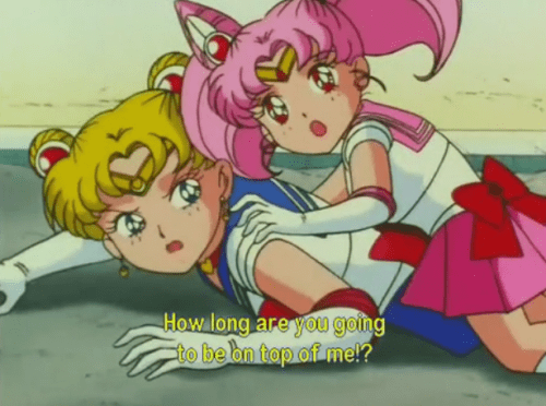 that looks naughty anime sailor moon - 8593118464
