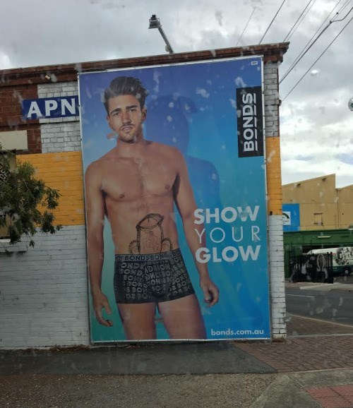 funny memes show your glow peen sign