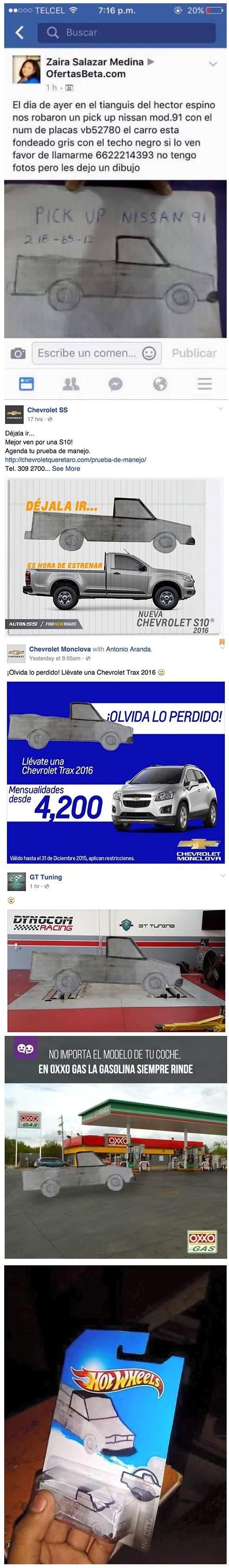Chevrolet se une a la causa