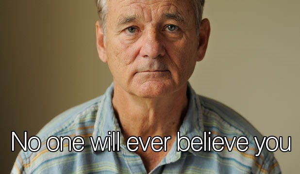 If You're Upset That Martin Shkreli Just Bought the One-of-a-Kind Wu-Tang Clan Album Don't Worry, Bill Murray Can Steal It Back!