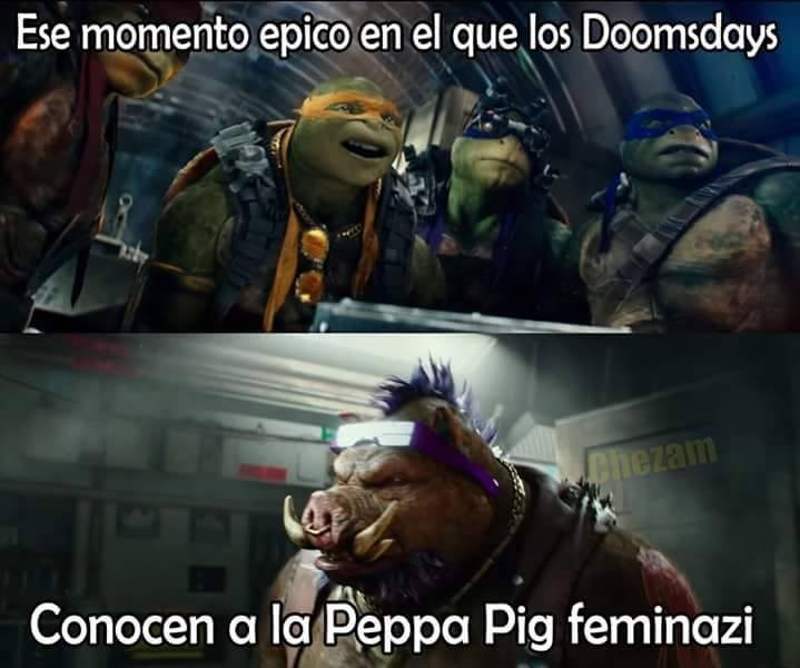peppa doomsday