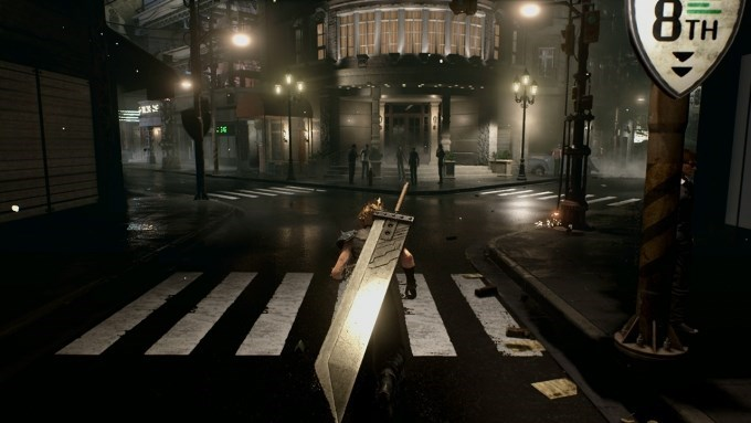 video games final fantasy vii remake episodic reasoning