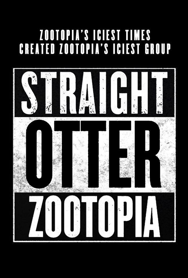 animals poster movies Straight Outta Compton