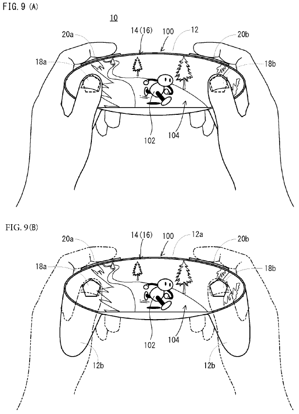 video games possible nintendo patent filed for controller
