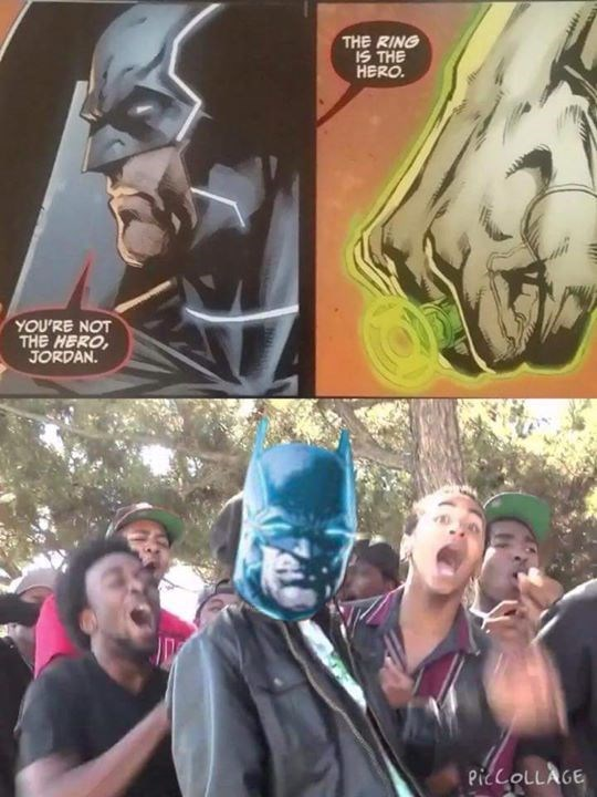batman memes burn I Can't Believe He Just Said That!