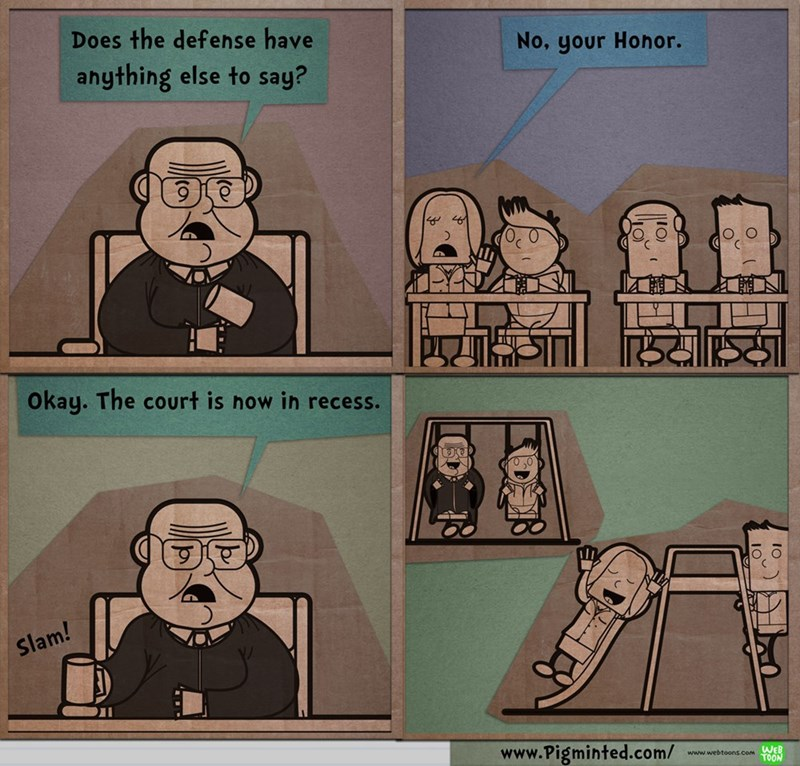 web comics court Best Part of the Day