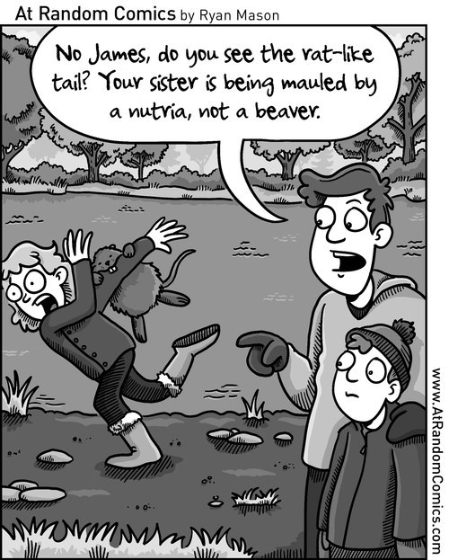 web comics nature I Hope You Found This Outing Educational