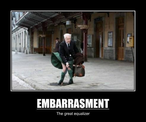 EMBARRASMENT