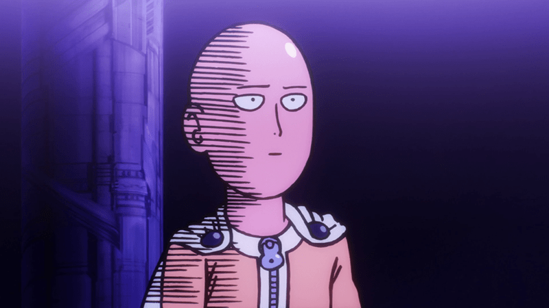 anime one punch man - 8594393088