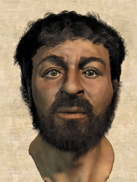 A Forensic Anthropologist Used Science to Draw the Most Realistic Jesus Ever