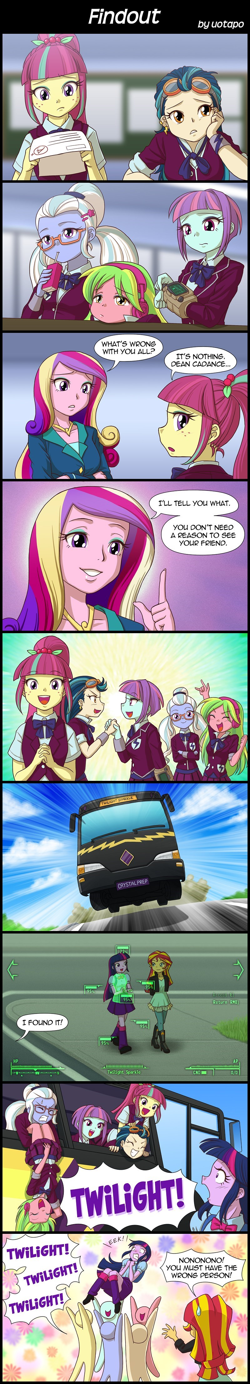 lemon zest sour sweet indigo zap equestria girls sugarcoat fallout twilight sparkle dean cadance sunny flare sunset shimmer friendship games - 8594479360