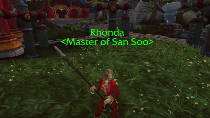 video games Ronda Rousey Appears in World of Warcraft as an NPC