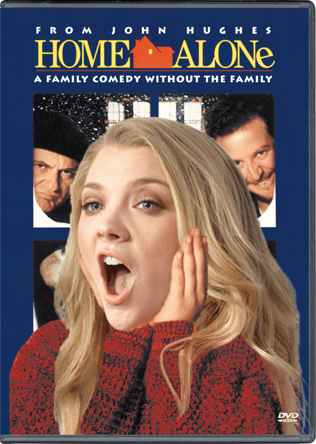 Magazine - FROM OH N HUGH ES HOME ALONE A FAMILY COMEDY WITHOUT THE FAMILY DVD