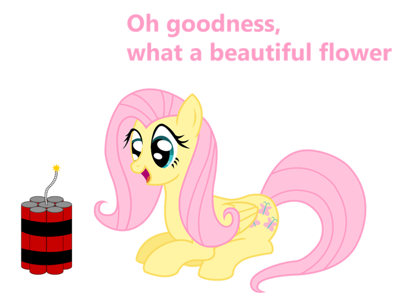 this will end in tears fluttershy - 8595009024