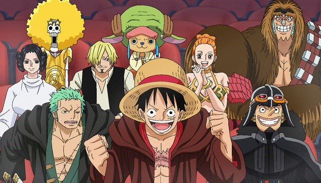 star wars anime one piece - 8595056896