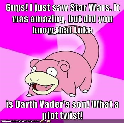 video games geek star wars slowpoke - 8595251200