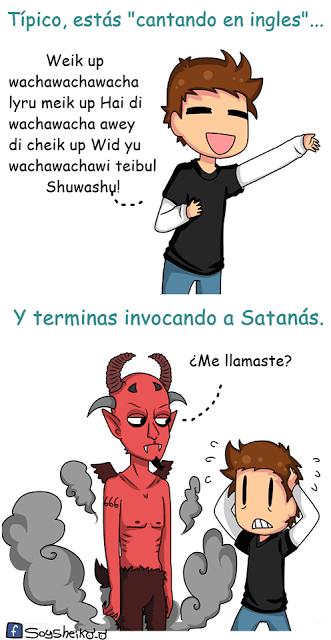 invocar a satanas