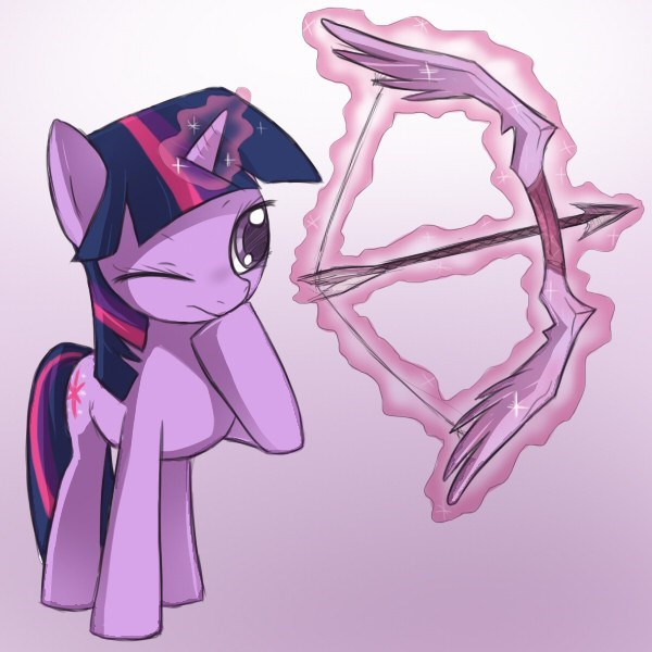 archery twilight sparkle - 8595444224