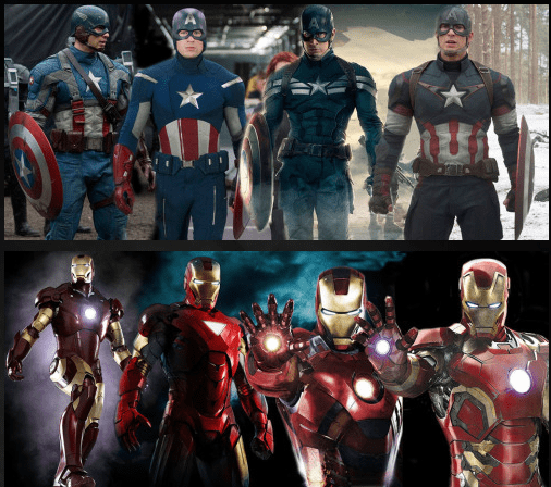 avengers movies image These Avengers Have Really Changed Over Time