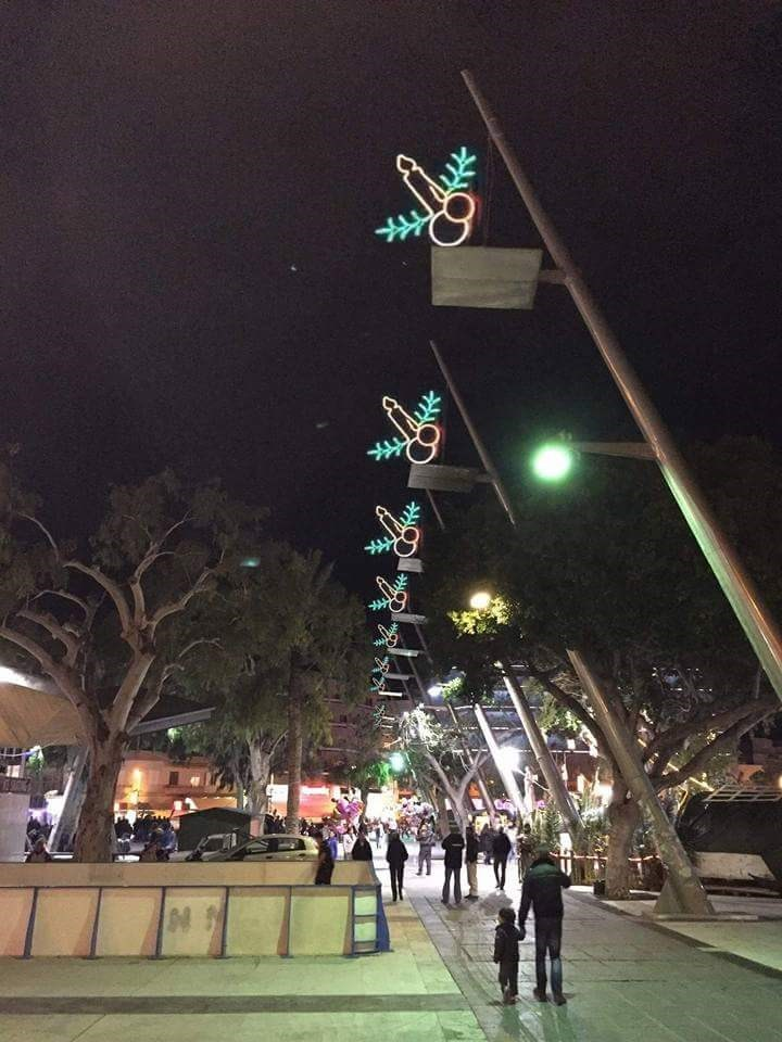 christmas lights look like dongs