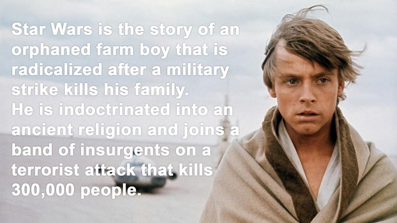 Good Luck Unhearing This Explanation of Star Wars