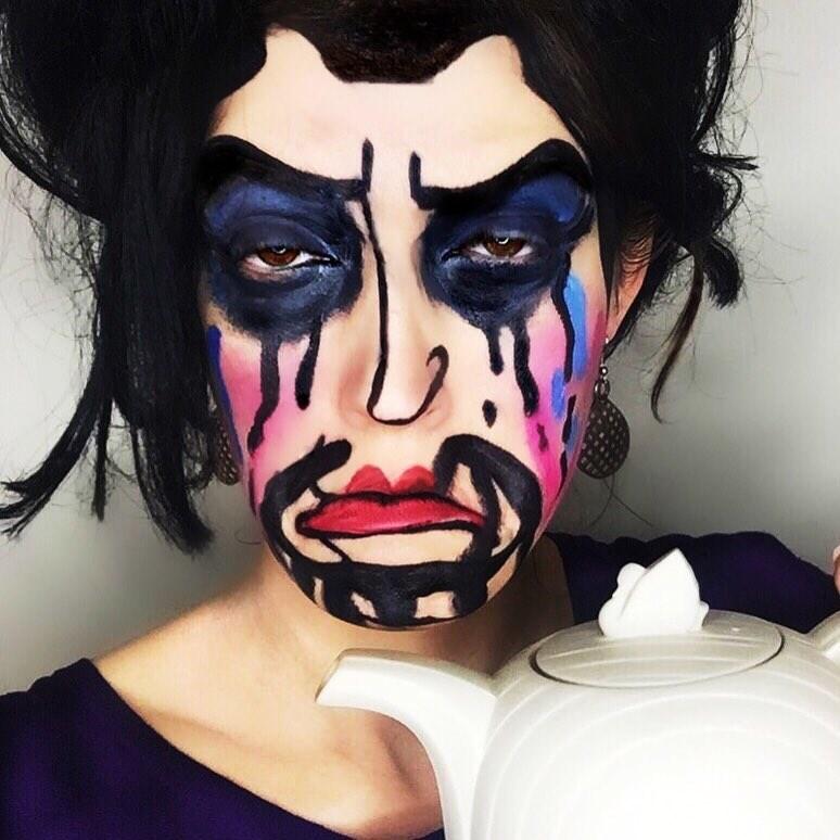 mulan matchmaker makeup
