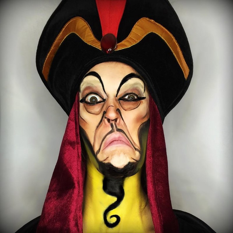 jafar makeup