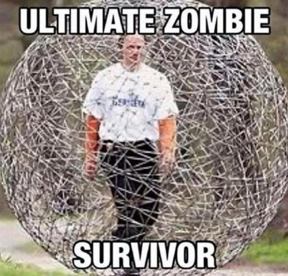 funny memes ultimate zombie survivor